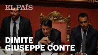 ¿Cómo ha llegado Italia a su crisis de Gobierno?