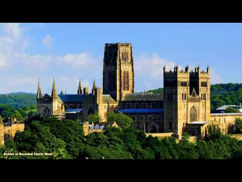"""English Cathedrals & their Music"" 7: Durham Cathedral 1979 (Richard Lloyd)"
