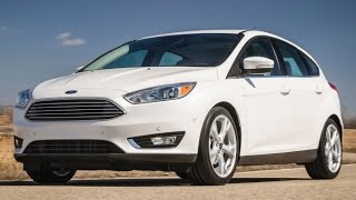 2015 Ford Focus Start Up and Review 2.0 L 4-Cylinder