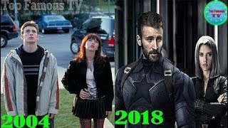 Scarlett Johansson And Chris Evans Have Been In 5 Movies Together (From 2004 To 2018)