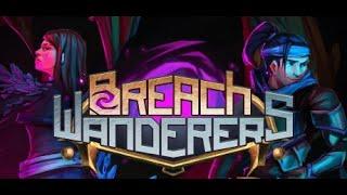 Breach Wanderers: A Roguelike Deckbuilder