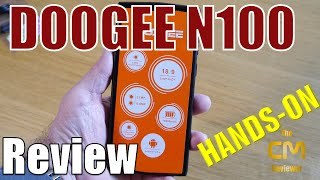 DOOGEE N100 Test: 10.000mAh | Qi & NFC | Sony IMX230 21.5 MP - H...