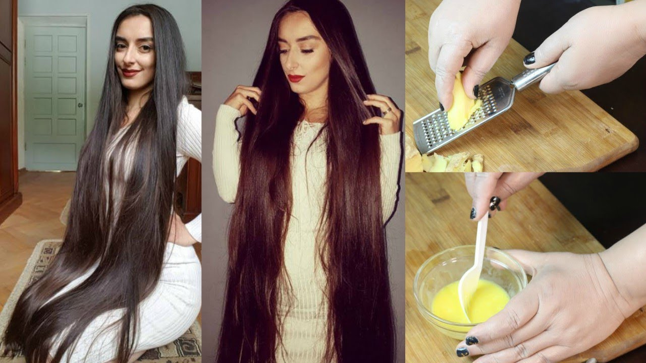 46f661eaee2 Use This Remedy For 3 Weeks To Get Super Long Hair, Thicker Hair, Healthy  Hair, Silky Hair