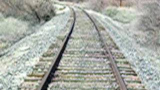 Carizzo Gorge Railroad near Jacumba, CA