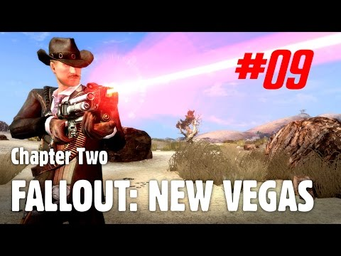 Let's Play Fallout: New Vegas (Chapter Two) - 09 - I Am The Law