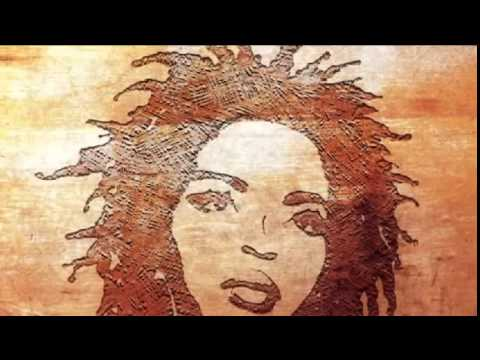 Lauryn Hill 1998 The Miseducation of Lauryn Hill