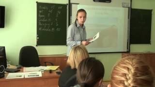 Урок немецкого языка, Дроботова_С.С., 2015