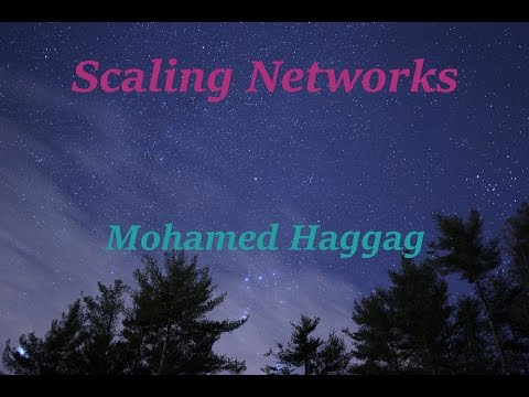 Scaling Networks - Lecture 01 - Part 2 (Chapter 2)