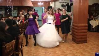 Свадьба Жени и Иры (подарок жениху)