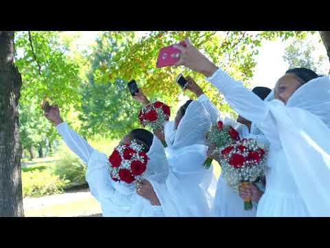 New Eritrean Orthodox Wedding Diakon Solomon and Danait