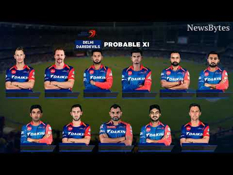 Rajasthan Royals vs Delhi Daredevils: Head-to-head, Playing XI and other interesting stats