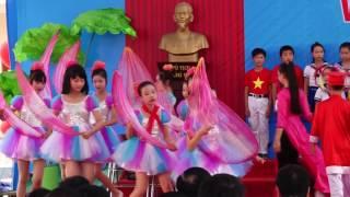Vươn cao Việt Nam - Trường TH&THCS Nghĩa Tân