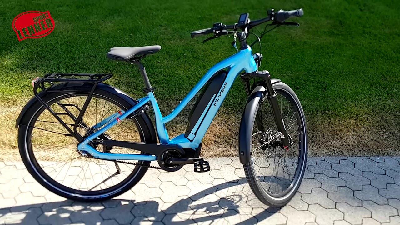 flyer e bike upstreet goutour 2019 youtube. Black Bedroom Furniture Sets. Home Design Ideas
