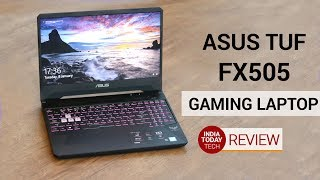 ASUS TUF FX505 Review: The Best Inexpensive Gaming Laptop?