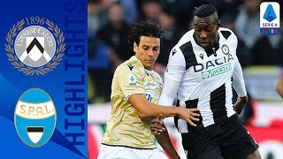 Udinese 0-0 SPAL | Musso salva in extremis i friulani | Serie A