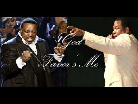 GOD Favored Me in Spite of my enemies -- Hezekiah Walker & Marvin Sapp