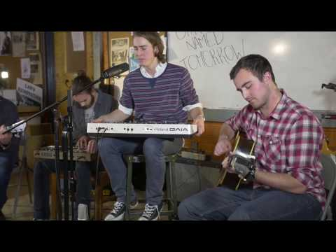 UW Daily's Newsroom Sessions: Girls Named Tomorrow