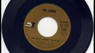 Joe Simon-The Girl