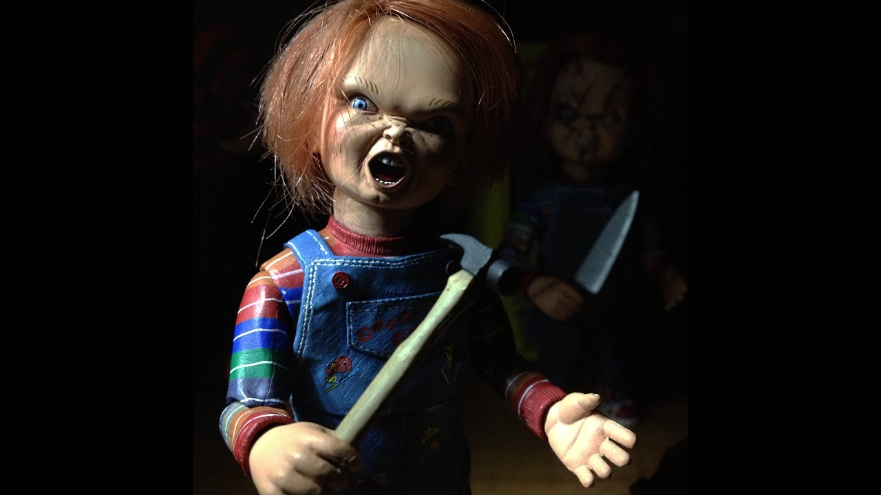NECA Child's Play 3 Chucky & Seed Of Chucky Figure Review