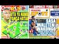 MICHEZO Magazetini Jtatu11/10/2021:Stars Yang'ara Ugenini,Yanga Yaichapa JKU(1-0)
