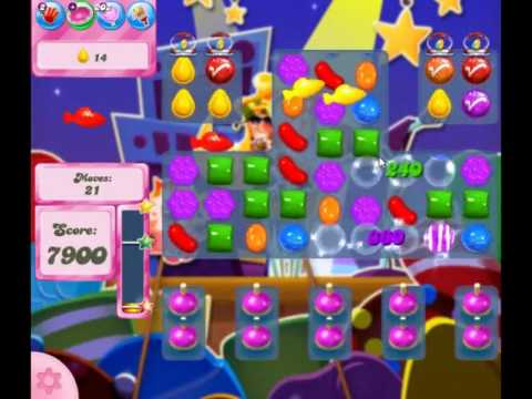 Candy Crush Saga Level 2534 - NO BOOSTERS