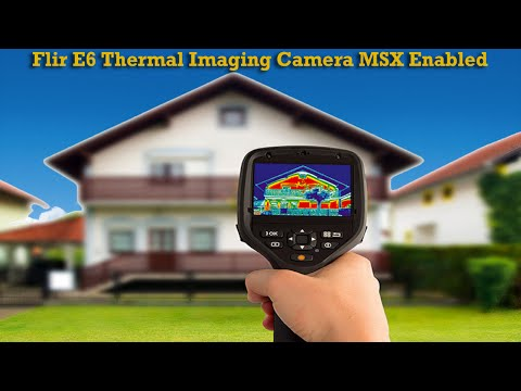 FLIR E6 Thermal Imaging Camera Review - Flir E-Series Cameras Video Review