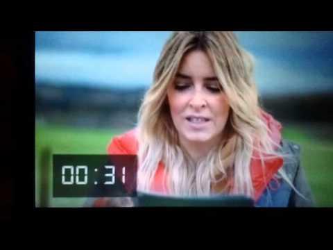 60 seconds on set - Emma Atkins