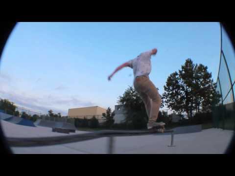 Shine Photography: Pennsauken Skatepark Throwaway