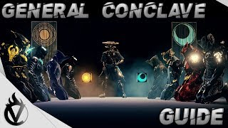 Warframe Conclave Guide - General Information