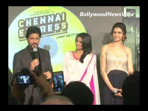shahrukh khan's funny moment while...