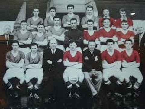 "Munich 58 ""Keep the Red Flag Flying High"" New Tribute Song for the Busby Babes"
