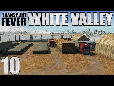 Transport Fever || White Valley Part 10!