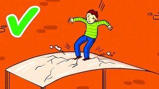 Download Как Выжить, Если Вы Падаете с Огромной Высоты и Кажется, что Шансов Нет Mp3 and Videos