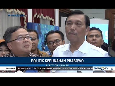 Menteri Luhut Marah, Jangan Asal Ngomong Indonesia Punah