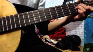 con đường tình yêu cover guitar by tutop