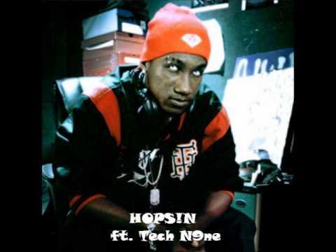 Hopsin ft  Tech N9ne   Leave me alone