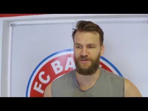 Barthel 2020 | Finals MVP verlängert um zwei Jahre beim FC Bayern Basketball