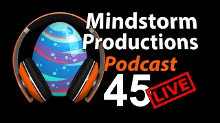 Podcast 45 - Easter, Debate, Show Ideas, Baking