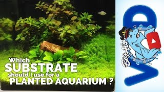 #AskAl: Which Substrate Do You Suggest I Use for a Planted Aquarium? | Big Al's