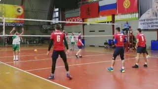 Фото Москва. Кара кулжа Vs Тажикстан 2 волейбол 2019