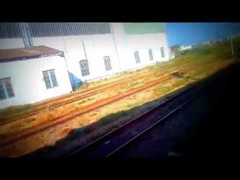 SNCFT GT 565 Train Ride from Tunis to Sfax