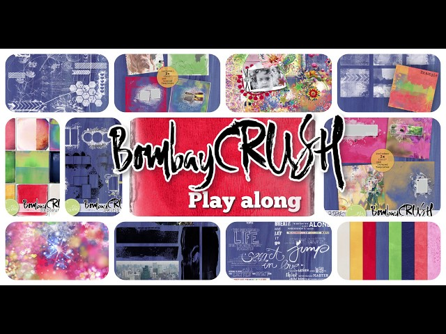 Bombay Crush Collection - PLAY ALONG– by NBK-Design