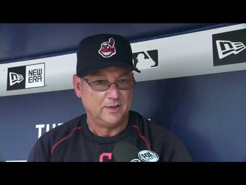 Terry Francona talks about the advice he received from Braves Hall of Fame manager Bobby Cox