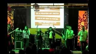 Day 5 I walk by faith SYNC 2015 Music Dept India YFC