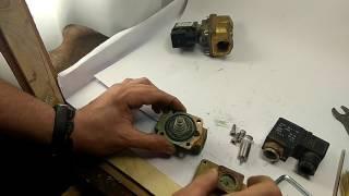 Электромагнитный соленоидный клапан Raifil - обзор после поломки