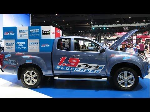 ภาพรถพร้อมราคา ISUZU D-MAX Blue power Hi-Lander 2door ในงาน Bangkok Motor Show 2016 THAILAND