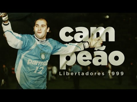 1999 - Final contra o Deportivo Cali
