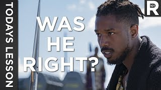 Black Panther: Was Killmonger Right?   READUS 101