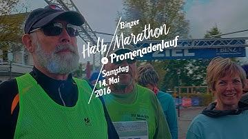 Promedadenlauf Halbmarathon Binz 2016