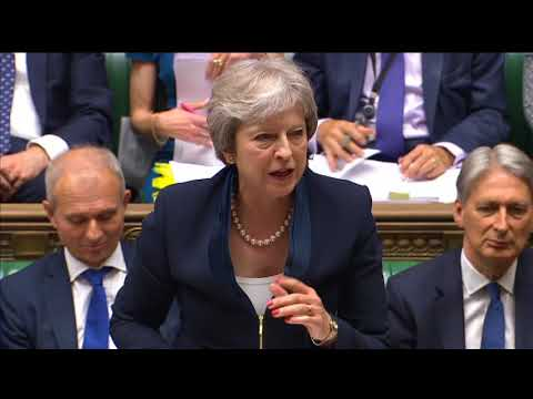 Prime Minister's Questions: 23 May 2018